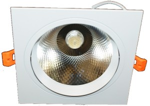 Downlight LED 15W 4500K pojedynczy
